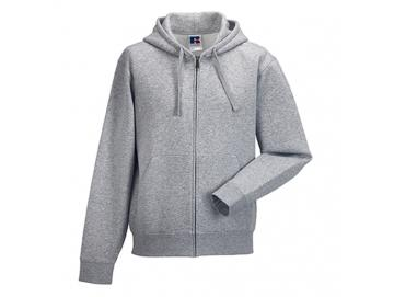 Authentic Zipped Hood Russel 266M