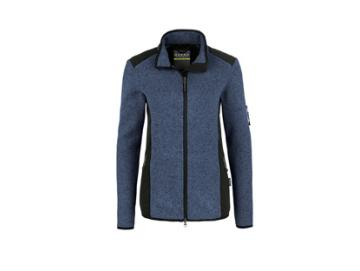 Damen-Strickfleece-Jacke Churchill Hakro 236