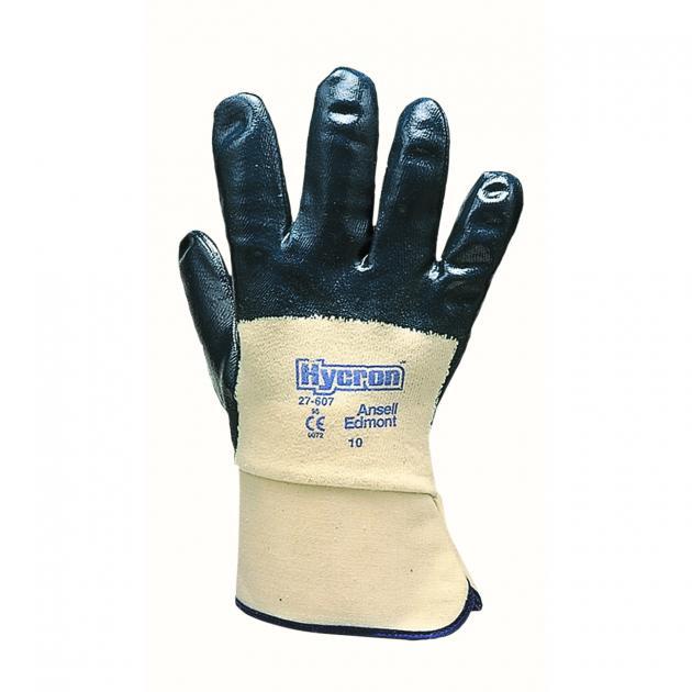 Hycron-Handschuhe teilbeschichtet