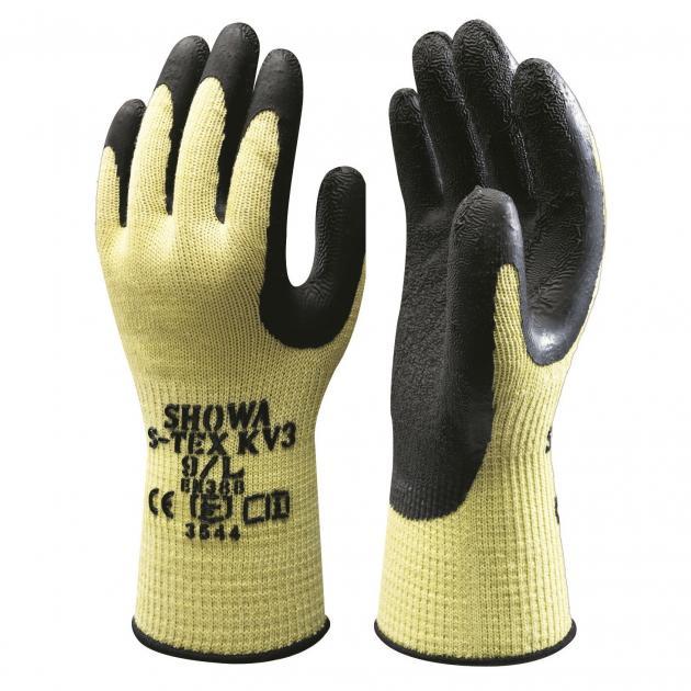 Showa S-Tex KV3-Schnittschutzhandschuhe